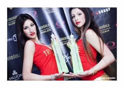 Liquid Gold party at Orizzonte, Varazze – January 01, 2014