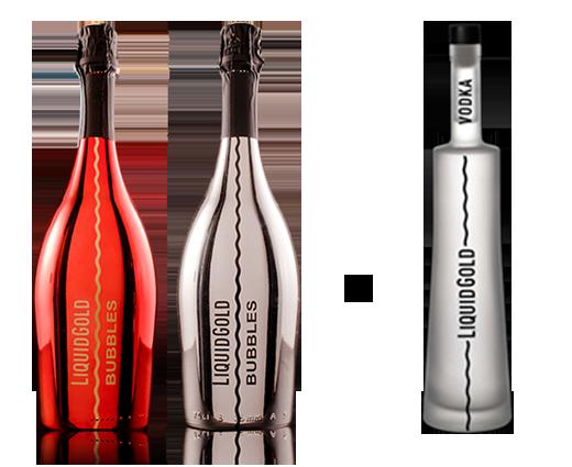 Christmas prosecco offers liquid gold drinks for Vodka prosecco