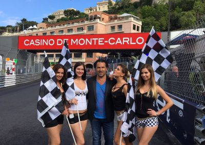 Liquid Gold Lounge @ 2016 Monte-Carlo F1 Grand Prix